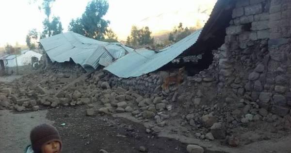 Terremoto deixa ao menos nove mortos no Peru - Notícias - R7 ...