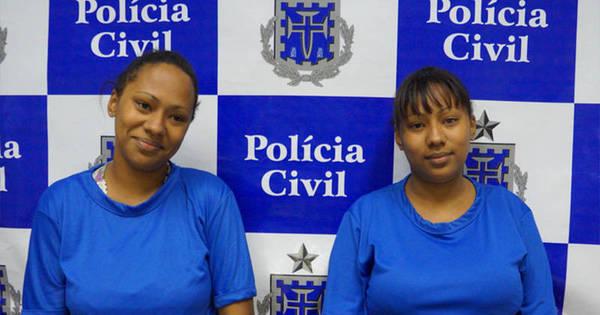 """Gêmeas do """"boa noite cinderela"""" receberam proteção de traficante ..."""