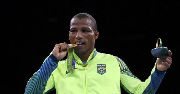 Da infância pobre e humilde em Salvador ao ouro olímpico no boxe ...