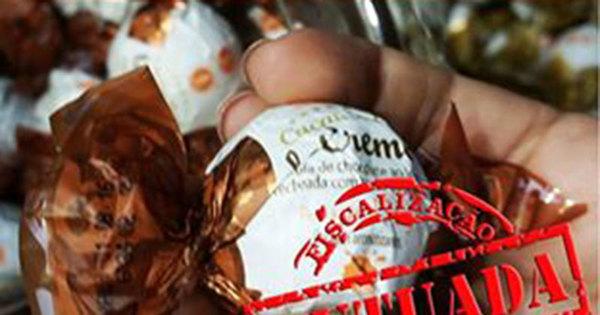Loja de chocolates é autuada por comercializar produtos vencidos ...