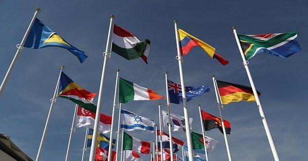 QUIZ: De que país é essa bandeira? - Entretenimento - R7 ...