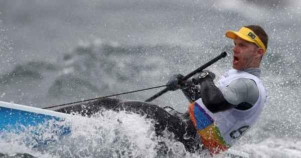 Scheidt vence última regata, mas termina em 4º no geral e pela ...
