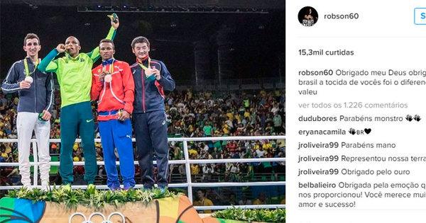 De origem humilde, Robson Conceição é exemplo para jovens ...