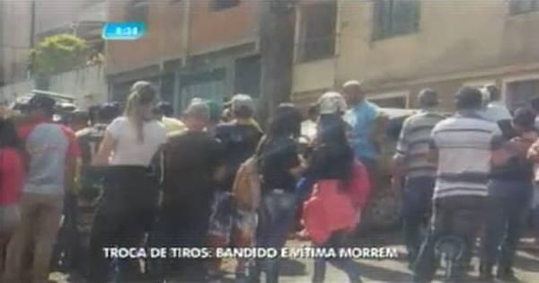 Criminoso e vítima morrem durante assalto no sul de Minas ...