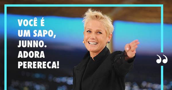 Xuxa completa um ano na Record! Relembre as frases mais ...