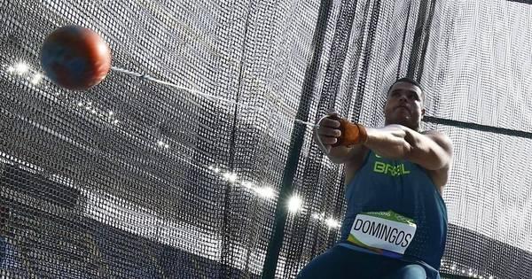 Atleta brasileiro se classifica para final do lançamento de martelo ...