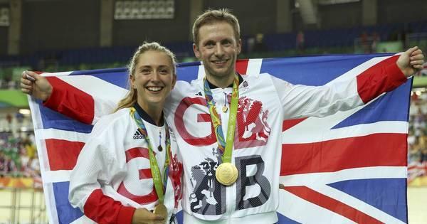 A incrível história do casal que já soma 10 medalhas de ouro em ...