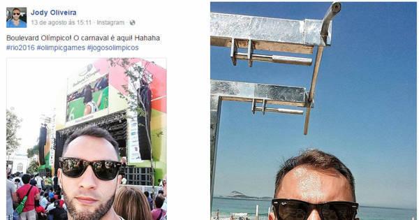 Turista de Brasília vem ao Rio para Olimpíadas e morre afogado em ...