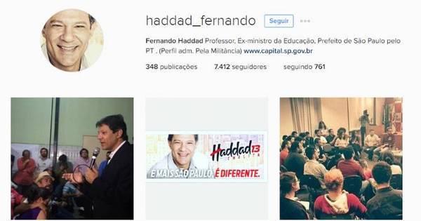 Candidatos à Prefeitura de SP apostam em redes sociais para ...