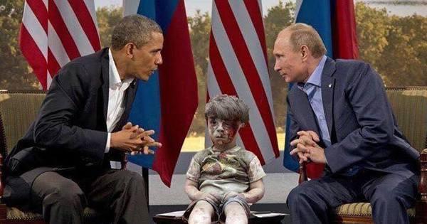 Vídeo de menino resgatado de destroços em Aleppo, Síria, provoca ...