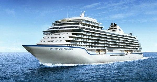 Cruzeiro mais luxuoso do mundo! Conheça o navio de R$ 1,4 bi ...