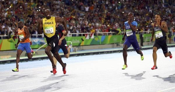 Usain Bolt dá novo show nos 200 m e garante oitavo ouro em ...