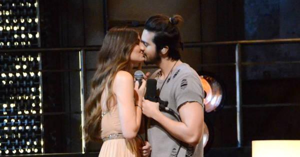 Após beijar Camila Queiroz em DVD, Luan Santana tentou ...