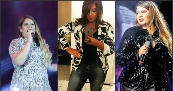 """Marília Mendonça dá lição de estilo: """"Eu tenho que me achar linda ..."""