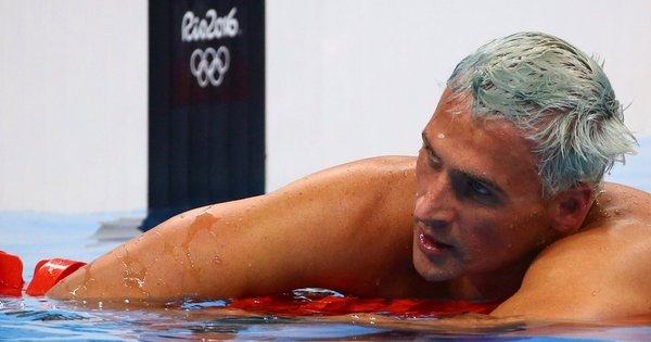 Nadador Ryan Lochte perde todos os patrocínios após polêmica na ...