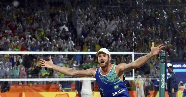 Alison e Bruno garantem mais um ouro para o Brasil na Rio 2016 ...