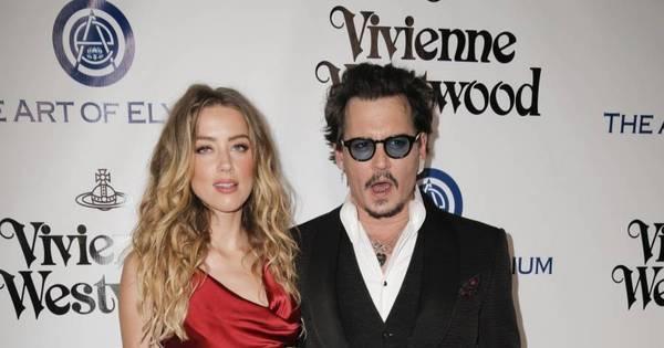 Após acusação de agressão, Johnny Depp envia parte de ...