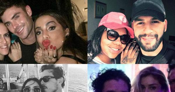 Veja quem são os famosos brasileiros que fisgaram o coração de ...