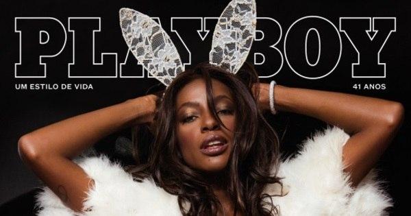 Veja a capa de aniversário de 41 anos da Playboy com Pathy Dejesus