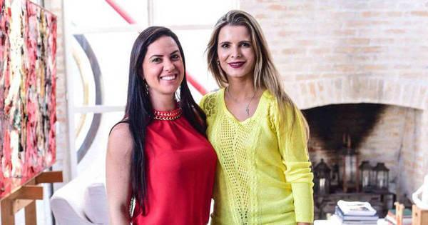 Graciele Lacerda e Flavia Fonseca revelam como é ser mulher de ...