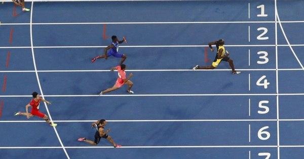 Bolt encerra participação na Rio 2016 como começou: com ouro no ...