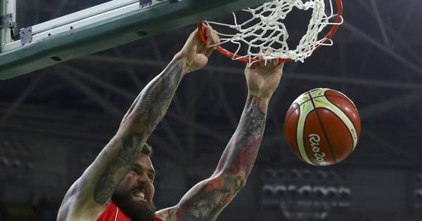 Sérvia atropela a Austrália no basquete e 'garante' medalha de ...