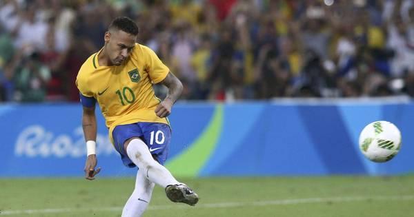 Neymar personifica volta por cima de time olímpico e dá esperança ...