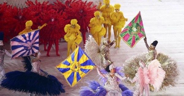 Rio se despede dos Jogos com carnaval e abre alas para Tóquio ...