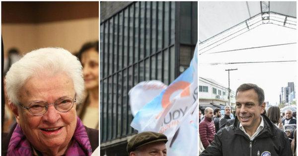 Av. Paulista e festa em Pinheiros: candidatos fazem campanha em ...