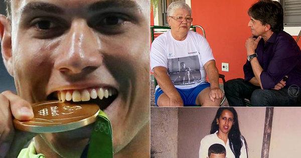 Avó de Thiago Braz revela sofrimento do atleta abandonado pela ...