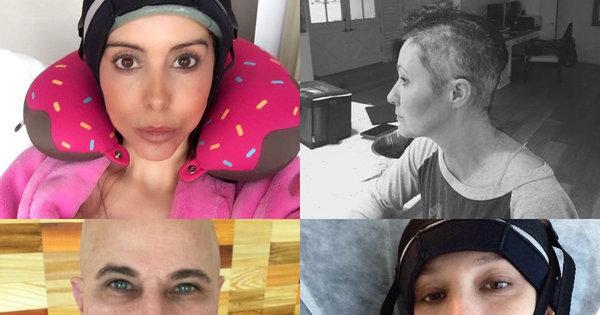 Veja famosos que lutaram contra o câncer - Fotos - R7 Famosos e TV