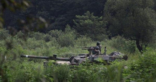 Coreia do Norte adverte Estados Unidos e Seul sobre ataque ...