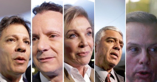 Veja os destaques do 1º debate entre os candidatos à Prefeitura de ...