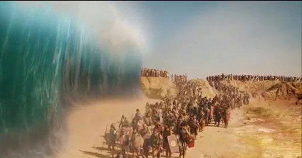 Povo hebreu atravessa o Rio Jordão; veja imagens - Fotos - R7 A ...
