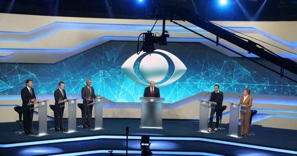 Candidatos à Prefeitura de SP participam de 1º debate na TV; veja ...