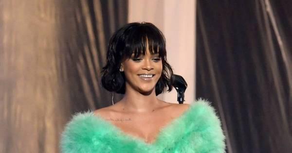 Rihanna escolhe a poderosa Love On The Brain como nova música ...