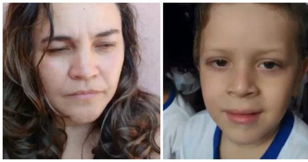 Mulher é presa após esquartejar filho de cinco anos na Paraíba ...