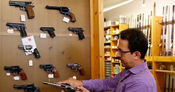 O ataque é a melhor defesa! Europeus procuram armas de fogo na ...