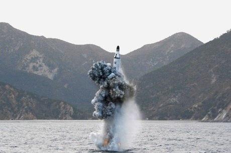 Líderes criticam novo teste de míssil da Coréia do Norte