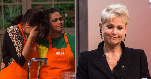 Cleide e Nelra fazem sobremesa meia-boca para Xuxa e são ...