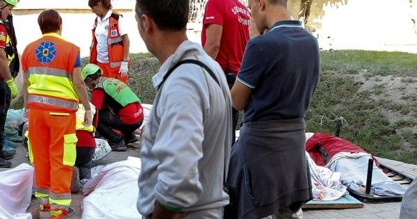 Merkel, Hollande e Putin lamentam terremoto na Itália - Notícias ...