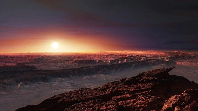 Cientistas descobrem planeta habitável orbitando a estrela mais próxima do Sol
