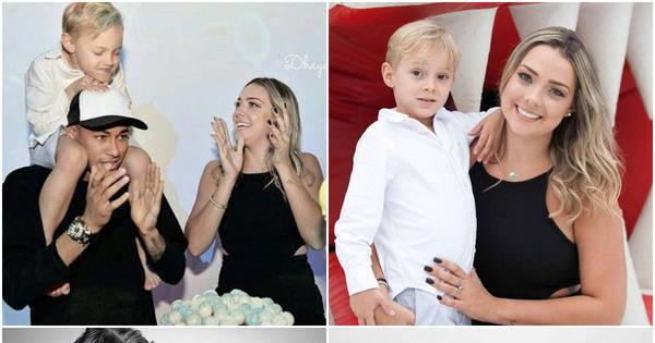 Veja todos os detalhes da festa de aniversário de Davi Lucca, filho ...