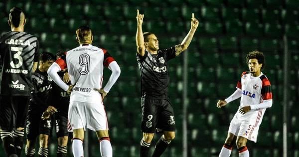 Flamengo perde e se complica na Copa Sul- Americana - Esportes ...