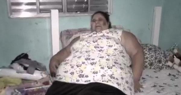 Mulher que chegou a pesar 226 kg revela transformação ...