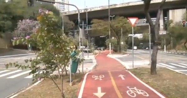 Ciclistas viram alvo de ladrões na av. Sumaré - Notícias - R7 São ...