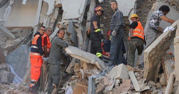 Por que a Itália é tão suscetível a terremotos? - Notícias - R7 ...