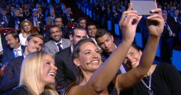 Com elegância e beleza, apresentadora francesa rouba a cena no ...