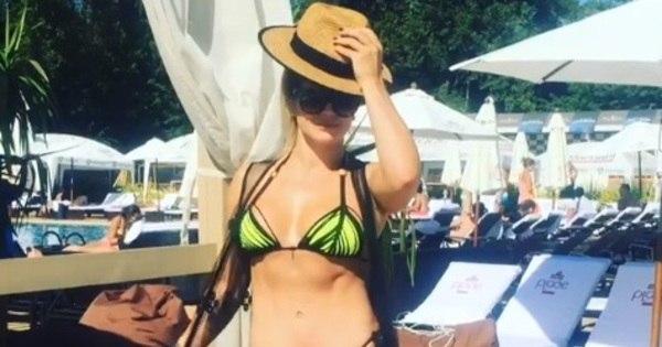 Mãe de três filhos, mulher de Dentinho grava 'voltinha' no Instagram ...