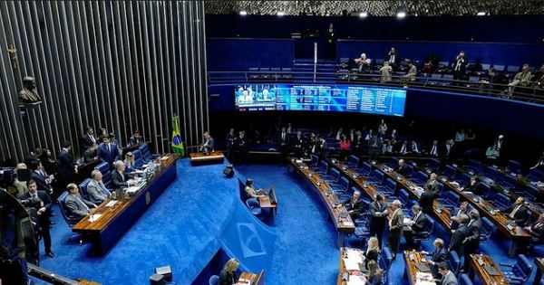Senadores governistas desistem de estratégia para acelerar ...